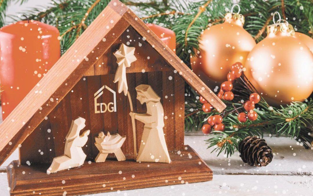 Wesołych Świąt & Szczęśliwego Nowego Roku