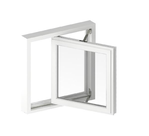 DUDEK H&H – okna skandynawskie