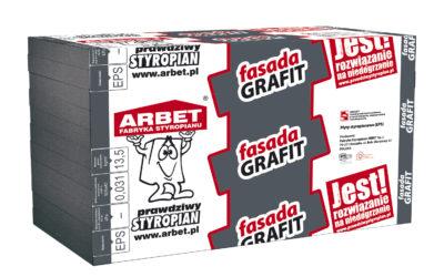 FS ARBET – Płyty styropianowe Fasada GRAFIT