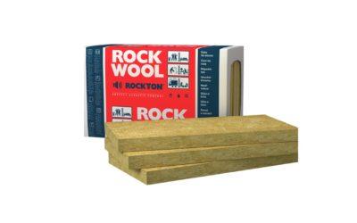 ROCKWOOL – ROCKTON – płyta ze skalnej wełny mineralnej do izolacji poddaszy, ścian działowych, podłóg, ścian o konstrukcji szkieletowej