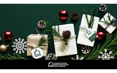 Spokojnych Świąt & Optymizmu w Nowym Roku