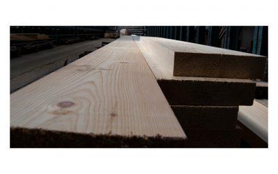 ANDREWEX – Drewno łączone na złącza klinowe – Tarcica konstrukcyjna